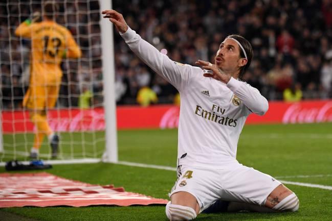 Real Madrid reluctant to meet Ramos' demands - Bóng Đá