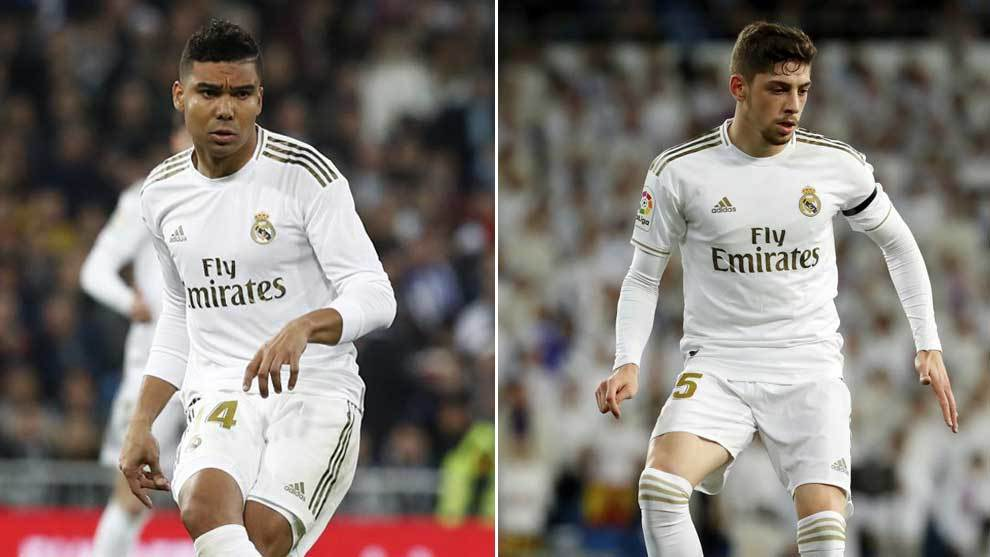 Casemiro on Valverde: I said he'll be one of the best in two years' time, I was wrong - Bóng Đá