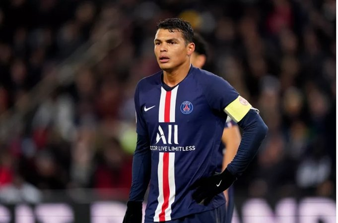 Thiago Silva's agent opens door for Milan move - Bóng Đá