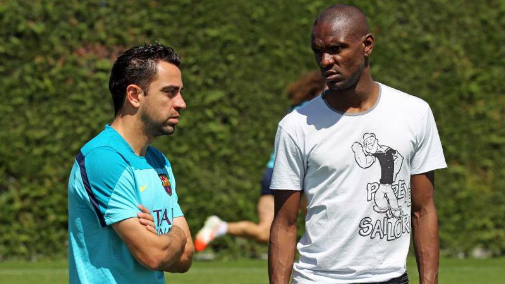 Xavi asked Abidal for maximum control over the sports area at Barcelona - Bóng Đá