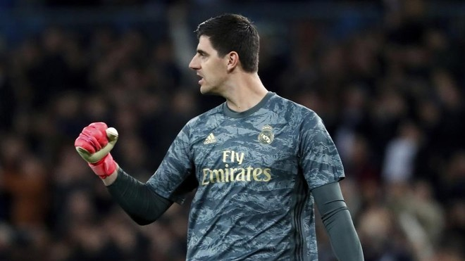 Real Madrid want to keep clean sheets again - Bóng Đá