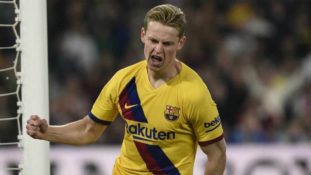 De Jong on Getafe: I find it annoying watching their games - Bóng Đá