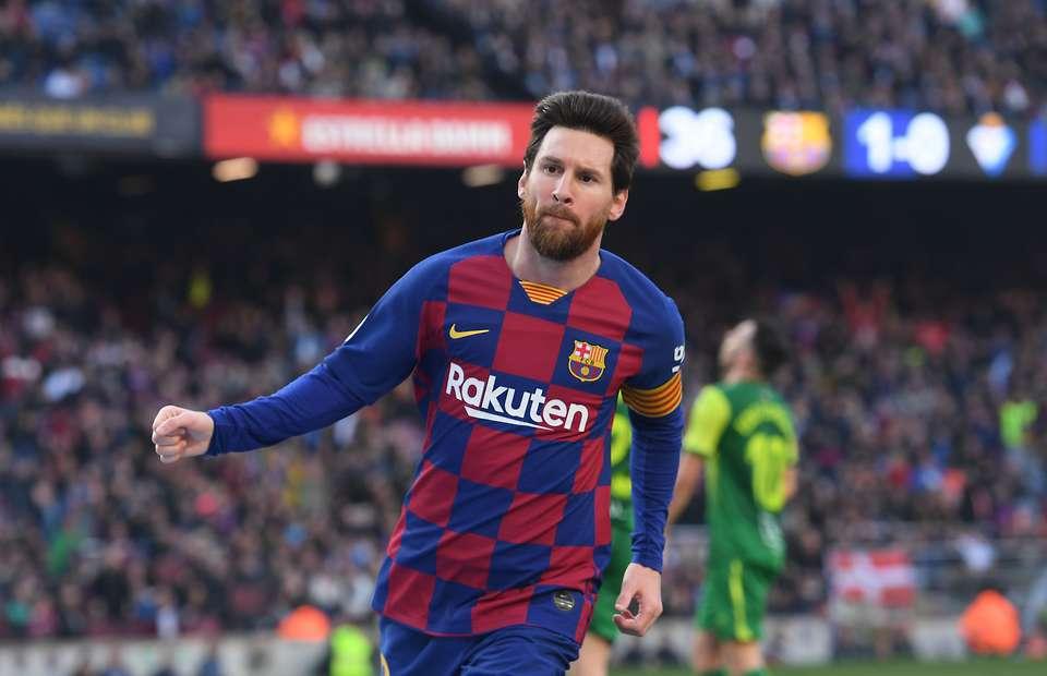Eibar's unprecedented post-match praise for Messi - Bóng Đá