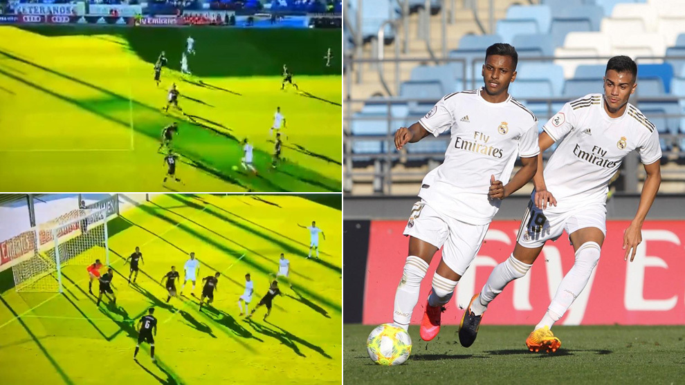 Real Madrid  Reinier-Rodrygo connection shines in first outing - Bóng Đá