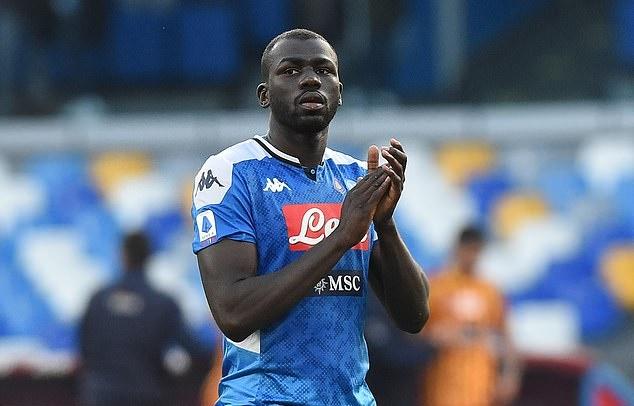 Napoli asking for €99m for Koulibaly - Bóng Đá