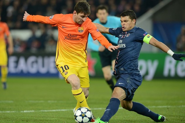 Thiago Silva wants Barcelona move - Bóng Đá