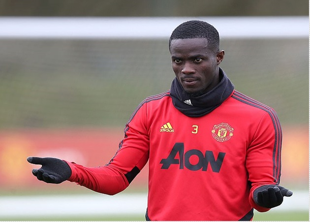 I want to pay back that faith and confidence they've shown in me': Eric Bailly  - Bóng Đá