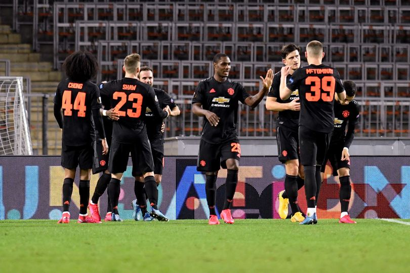 Six Manchester United players named in Europa League team of the week - Bóng Đá