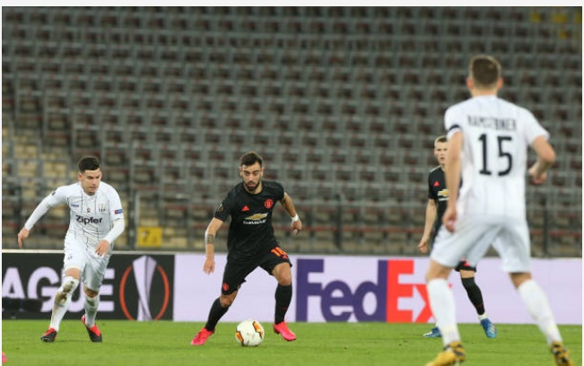 Owen Hargreaves says Manchester United midfielder Bruno Fernandes is 'like Kevin de Bruyne' - Bóng Đá