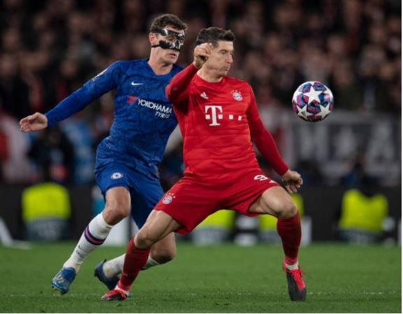 Florentino Pérez y el fichaje de Lewandowski - Bóng Đá
