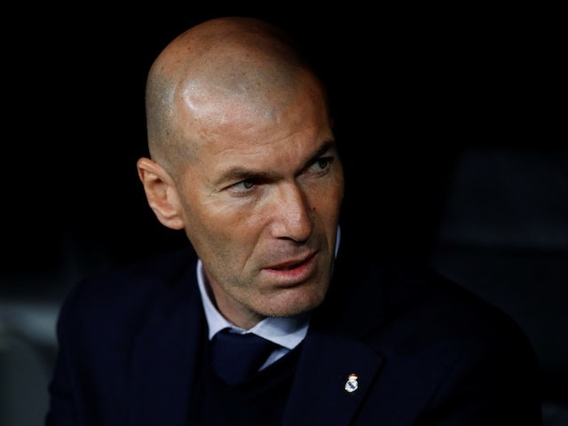 Zinedine Zidane 'to stay in charge of Real Madrid next season' - Bóng Đá