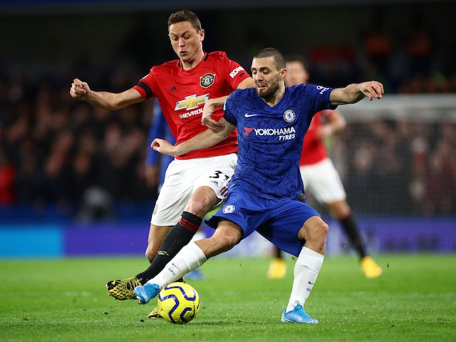 Nemanja Matic set for Manchester United pay rise? - Bóng Đá