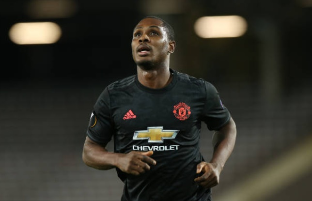 Odion Ighalo brushes off Man United contract talk - Bó.ng Đá.