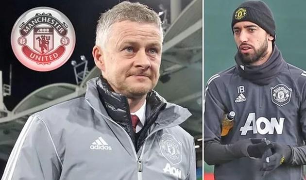 What Man Utd boss Ole Gunnar Solskjaer thinks about Bruno Fernandes and three other stars - Bóng Đá