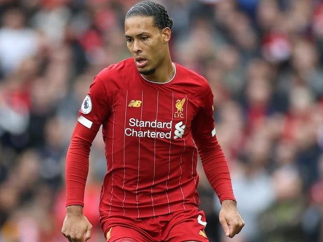 Liverpool 'finalising new contracts for Alisson, Van Dijk' - Bóng Đá