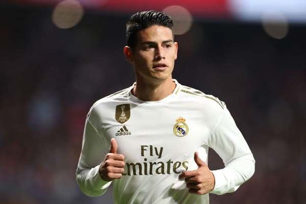 Arsenal ready to go all out for James Rodriguez - Bóng Đá