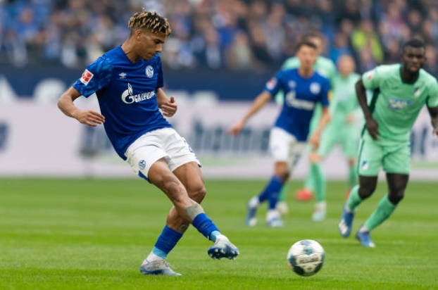 Schalke 04 'want Barcelona's Jean-Clair Todibo on a permanent deal' - Bóng Đá