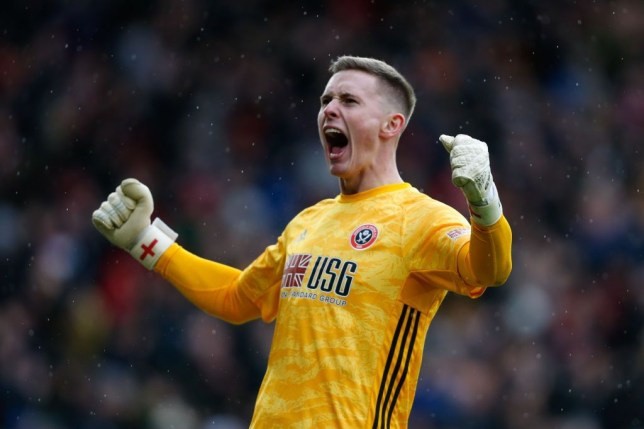 Paul Ince offers clear transfer advice to Man United youngster (Dean Henderson) - Bóng Đá