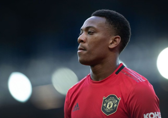Lee Dixon reveals what Thierry Henry told him about Manchester United star Anthony Martial  - Bóng Đá