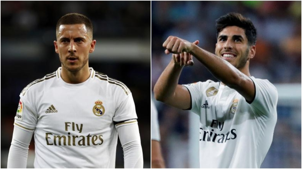 Hazard and Asensio: Real Madrid's summer signings will arrive at no cost - Bóng Đá