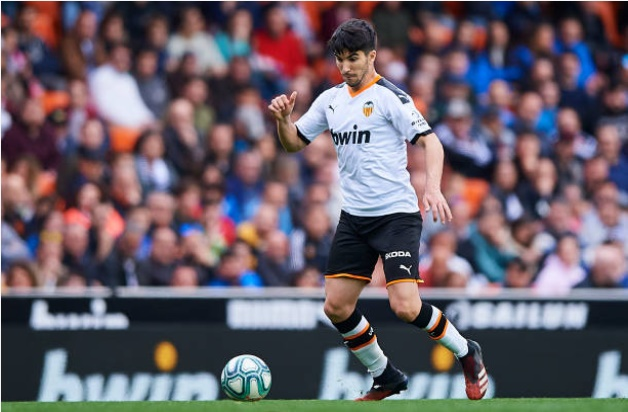 Valencia put £36m price tag on Arsenal target Carlos Soler as LaLiga side battle to keep their star players - Bóng Đá