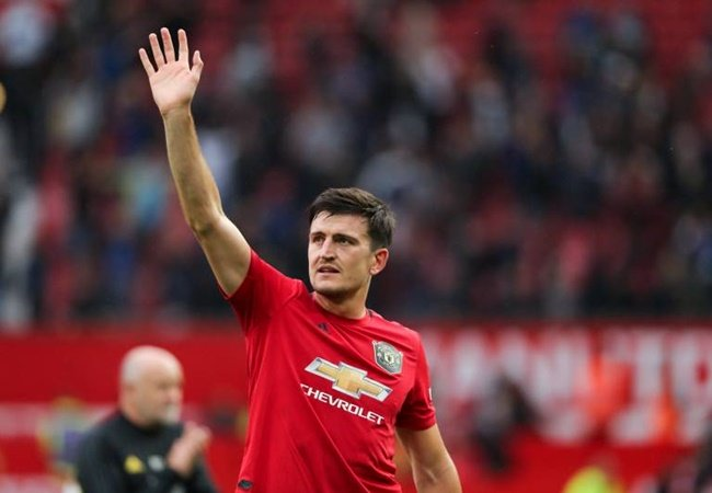 Harry Maguire has made more passes than any other Red in the Premier League this season - Bóng Đá