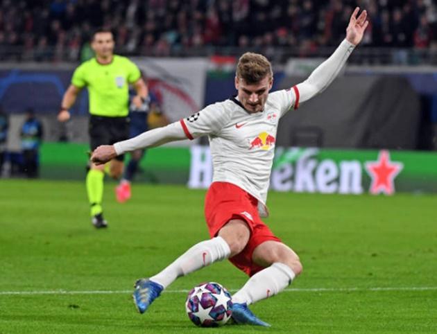 Liverpool 'put Timo Werner move on hold' - Bóng Đá