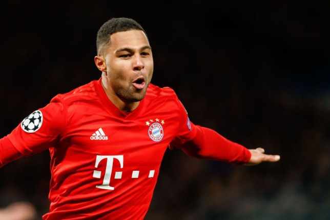 Arsenal fans go wild as Serge Gnabry proves he's still a Gunner at heart on Instagram   - Bóng Đá