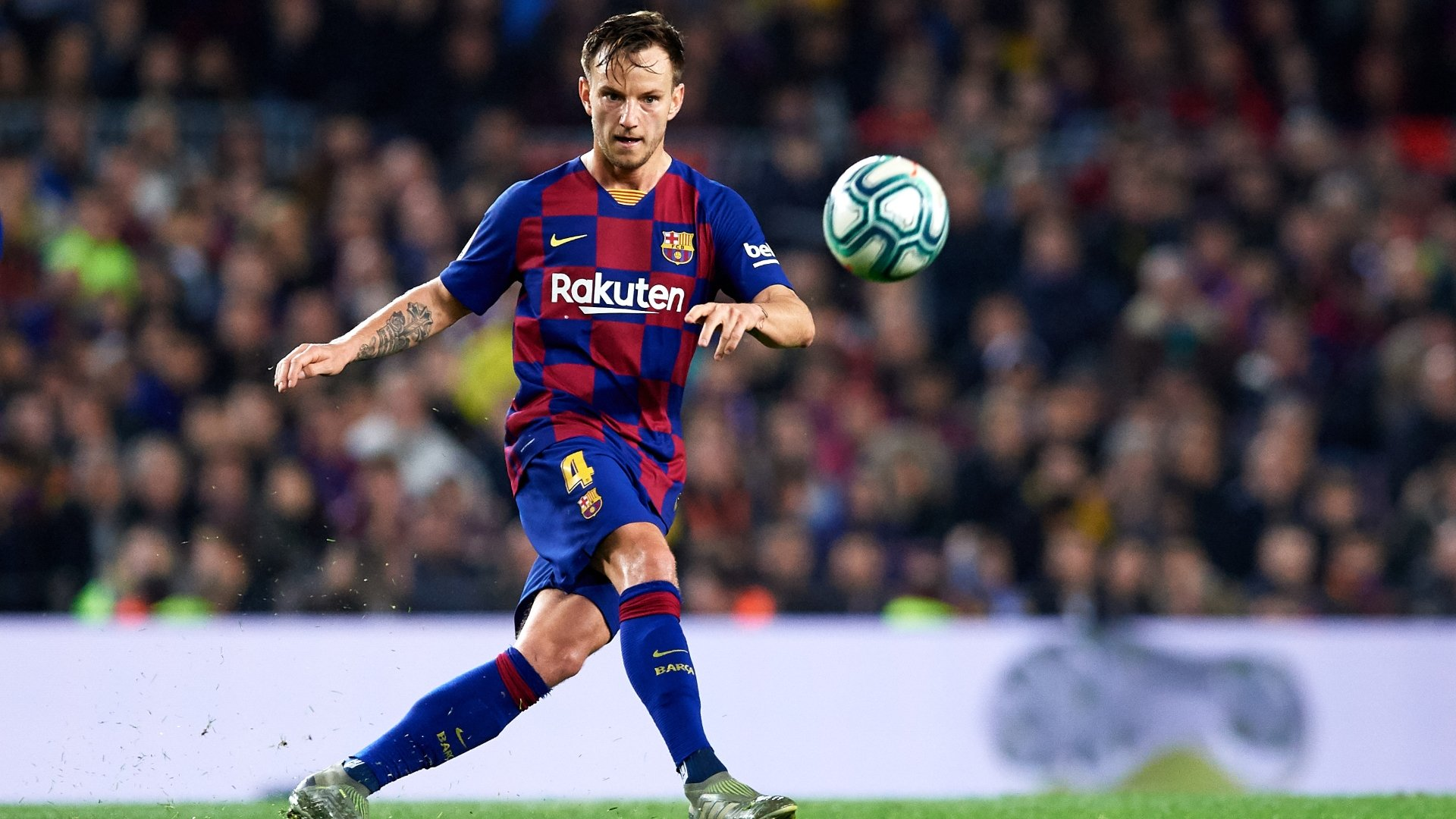 Atletico Madrid 'favourites to sign Manchester United target Ivan Rakitic' with Barcelona confident they can secure £17m for midfielder  - Bóng Đá