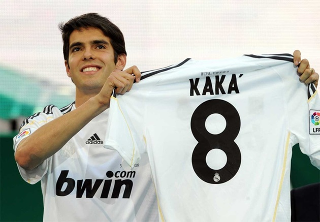 Kaka: Cristiano or Messi? I played with Cristiano but I'll go with Messi, he's a genius - Bóng Đá