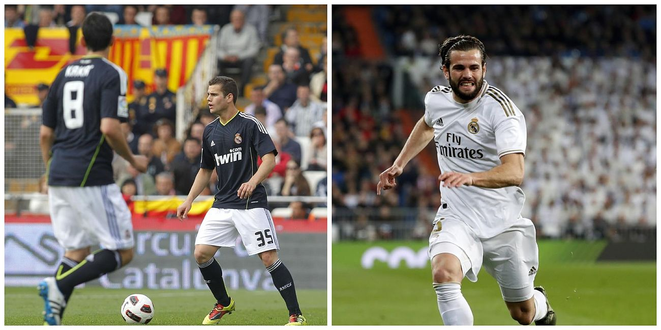 Where are Mourinho's 17 young Real Madrid debutants now? - Bóng Đá