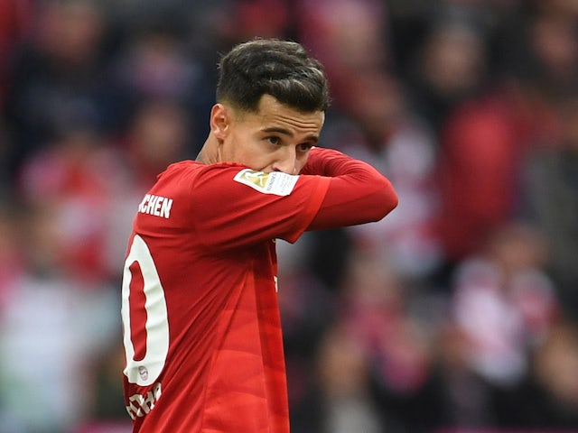 Agent confirms Philippe Coutinho would