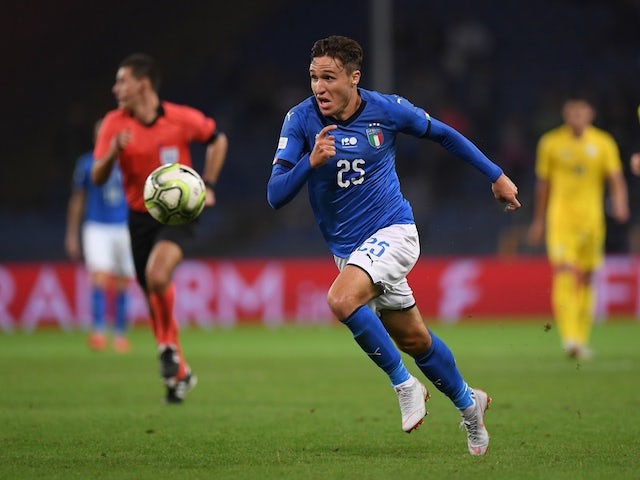 Juventus to rival Manchester United for Federico Chiesa? - Bóng Đá