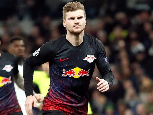 Liverpool 'suffer setback in Timo Werner pursuit' - Bóng Đá