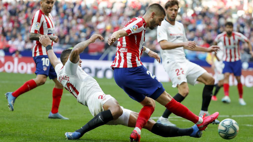 Atletico Madrid are not worried about Carrasco's future - Bóng Đá