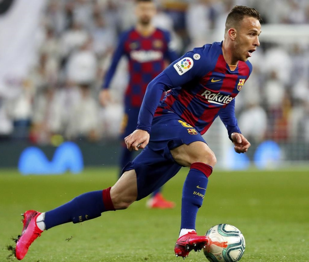 Arthur on Inter rumours: I'm only thinking about Barcelona - Bóng Đá