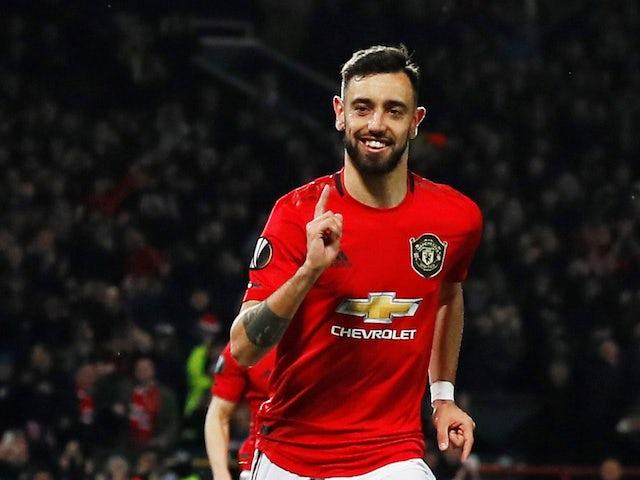 Manchester United's Bruno Fernandes hoping to emulate Andres Iniesta - Bóng Đá
