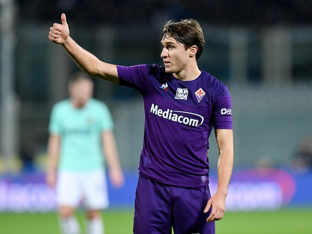 Federico Chiesa provides update on future amid Manchester United talk - Bóng Đá