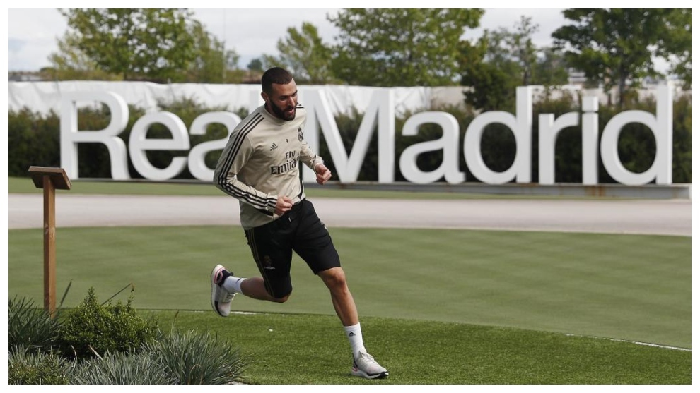 Real Madrid are used to having just one No.9 - Bóng Đá