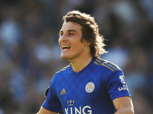 Liverpool to beat Manchester City to Leicester City defender Caglar Soyuncu? - Bóng Đá