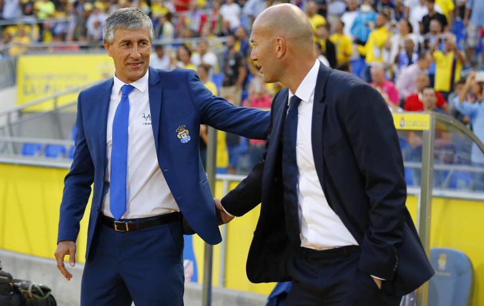 Real Madrid vs Barcelona: The keys in the fight for the LaLiga Santander title - Bóng Đá