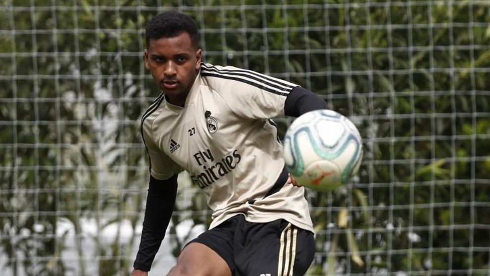 Rodrygo: Real Madrid are working hard to win LaLiga Santander - Bóng Đá