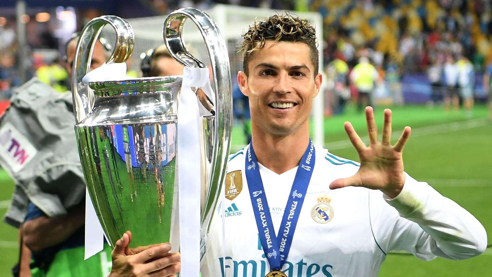 Top 10 ngôi sao ghi bàn nhiều nhất Champions League - Bóng Đá