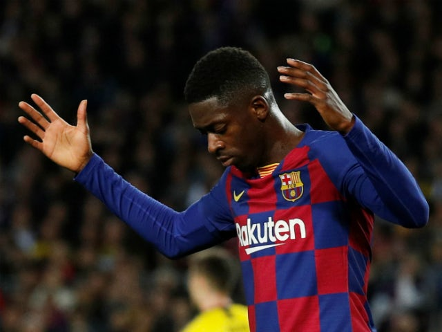 Arsenal, Manchester United 'could sign Ousmane Dembele for £37m' - Bóng Đá