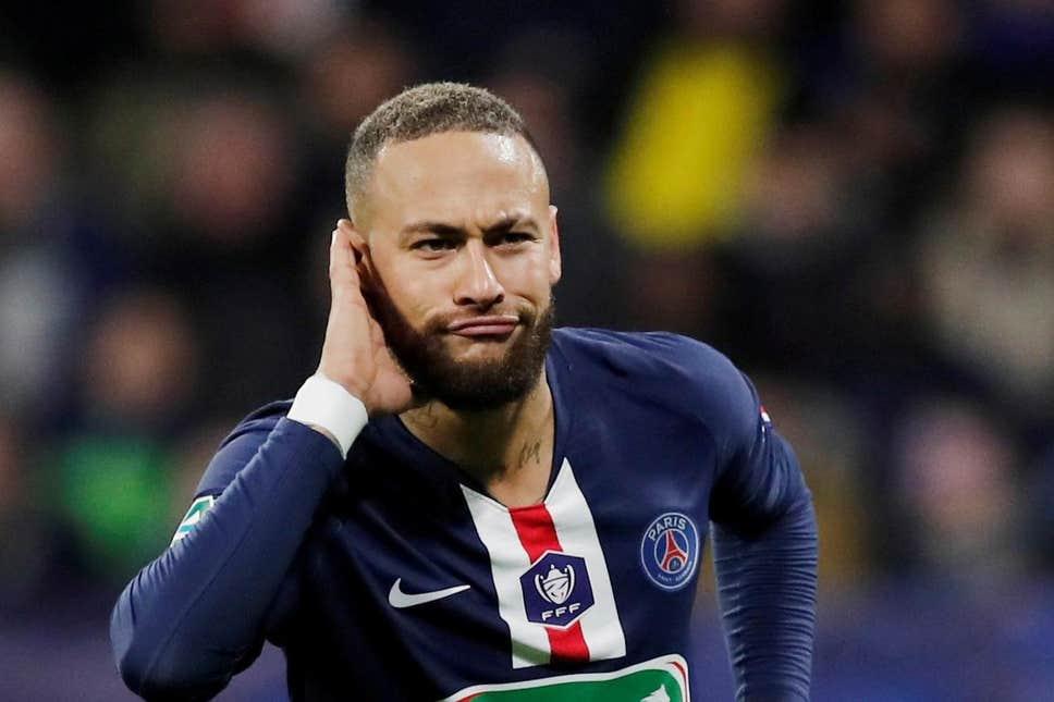 Neymar, in reserve - Bóng Đá