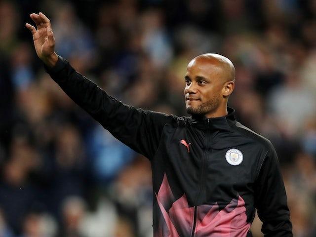 Vincent Kompany 'turned down Manchester City return' - Bóng Đá