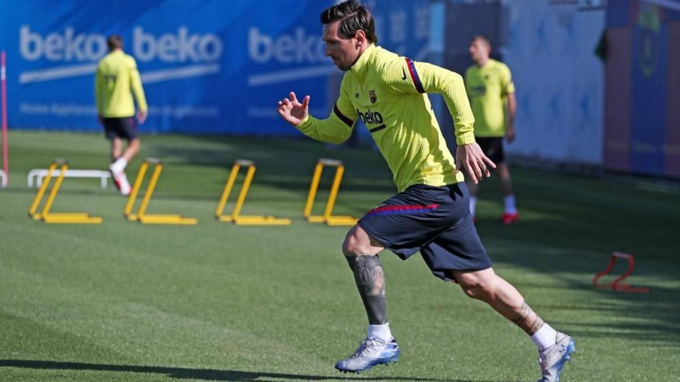 Messi: Neither football nor life in general will ever be the same again - Bóng Đá
