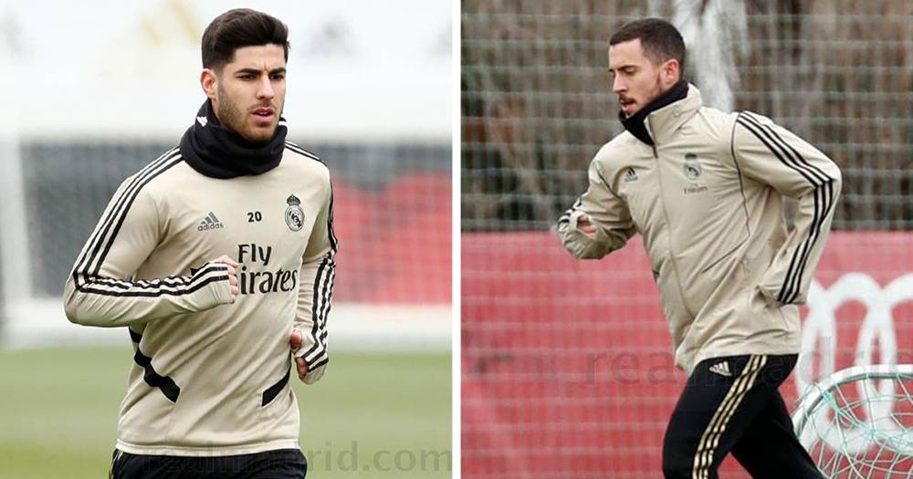 Hazard and Asensio ready to combat Benzema's loneliness - Bóng Đá