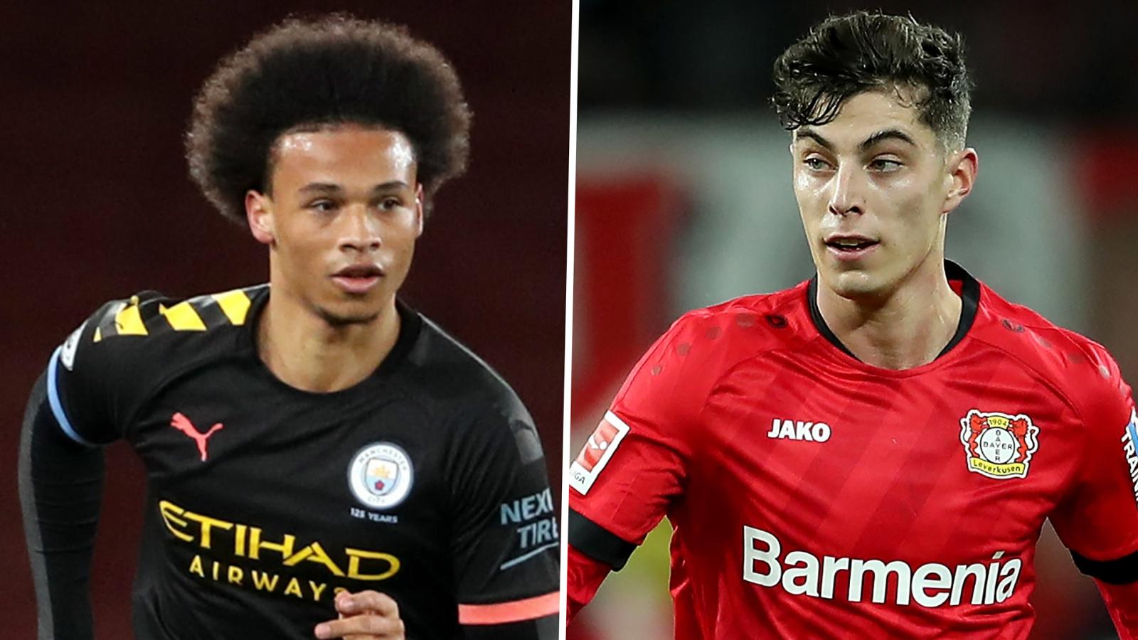 Kahn 'sceptical' over Havertz and Sane to Bayern rumours - Bóng Đá