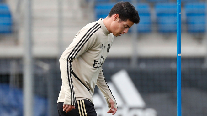 James Rodriguez and the risk that nothing will change - Bóng Đá